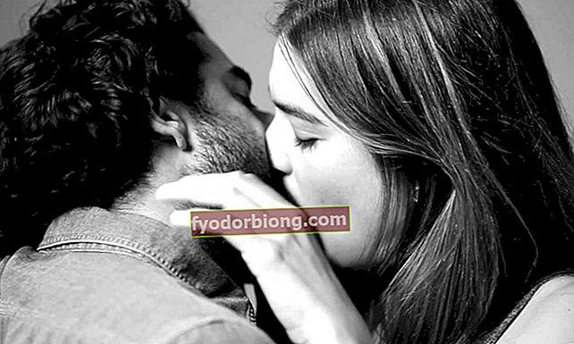 Typer af kys, der findes, og du aldrig forestillede dig