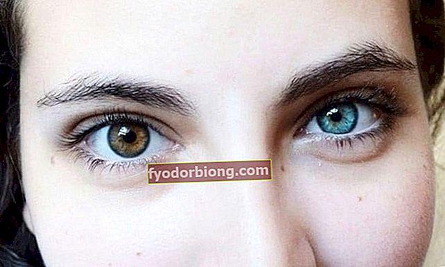 5 måder at ændre øjenfarve naturligt på