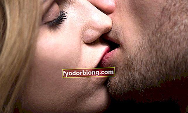 Hvordan man giver et perfekt og uforglemmeligt kys, ifølge Doctor of Attraction