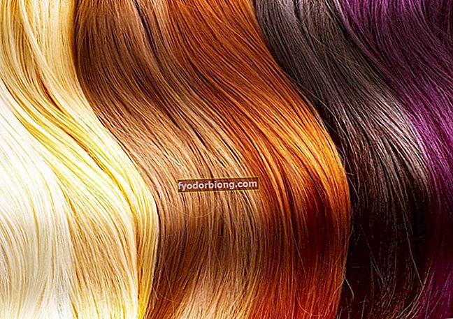 Hårfarve - Hvilken der skal bruges, nuancer til din hud og inspiration