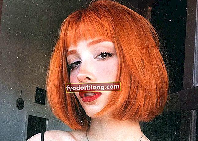 Rudmatis - noslēpumi krāsotas matu krāsas saglabāšanai bez ciešanām