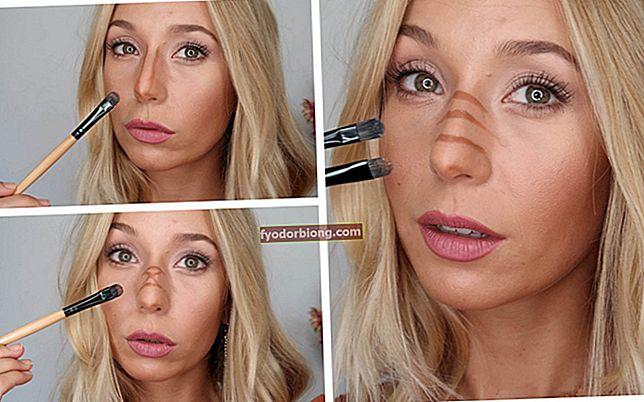 Sådan gør du konturen rigtig for hver type næse