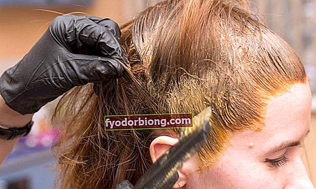 5 ting, du skal gøre, før du farve dit hår