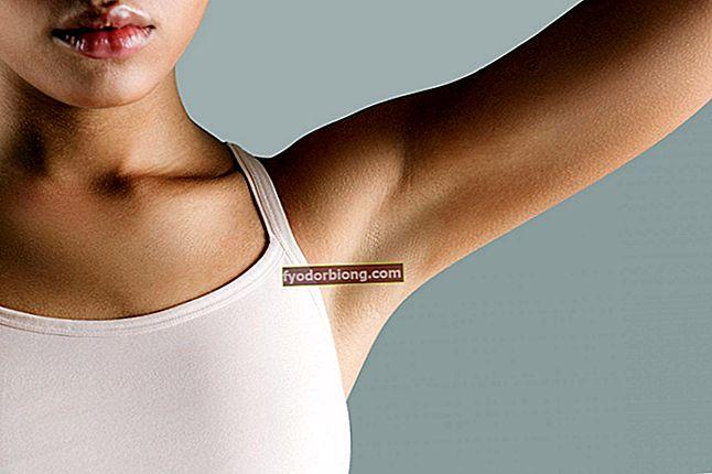 Blegning af armhuler - Hvad det er, behandlinger og hvordan man undgår pletter