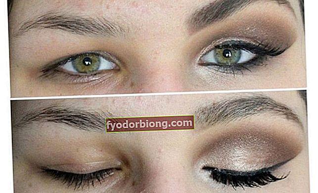 5 meigitrikki, et silmad suuremaks saada