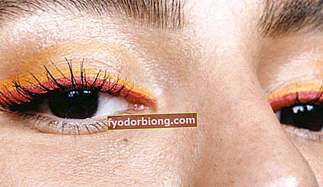 Värviline silmapliiats - kuidas värvilist meiki kasutada, valida ja kiigutada