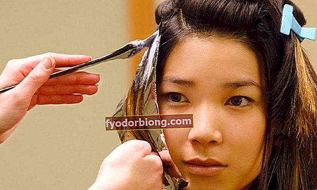 Farvet hår: kend den nødvendige pleje