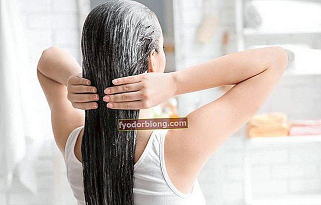 Kuinka suoristaa hiuksia - Suoristustyypit + suoristusreseptit