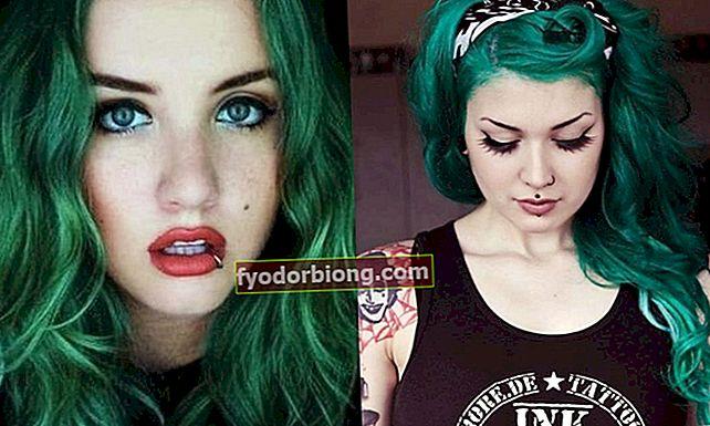 Hiusten värit: 75 trendikuvaa inspiroimaan sinua muuttamaan ulkonäköäsi