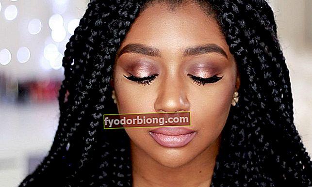 Makeup for svart hud: 6 tips for aldri å gå galt