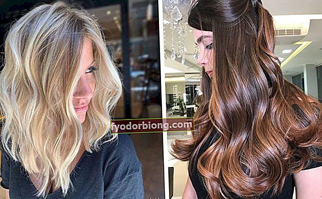 Esiletõstetud juuksed - mis on + ülimoodsad inspiratsioonid