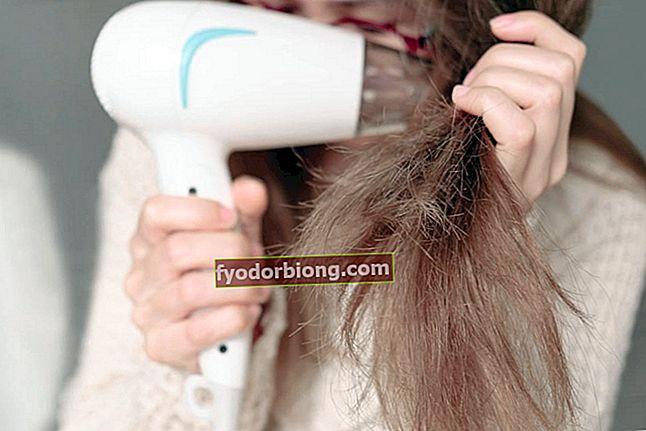 Styggt hår? Du gjør sannsynligvis disse 8 feilene daglig