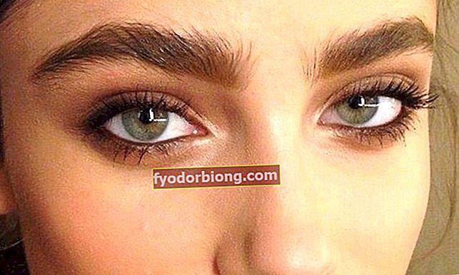 Hjemmelavet behandling får øjenbrynene til at vokse hurtigt og styrker håret