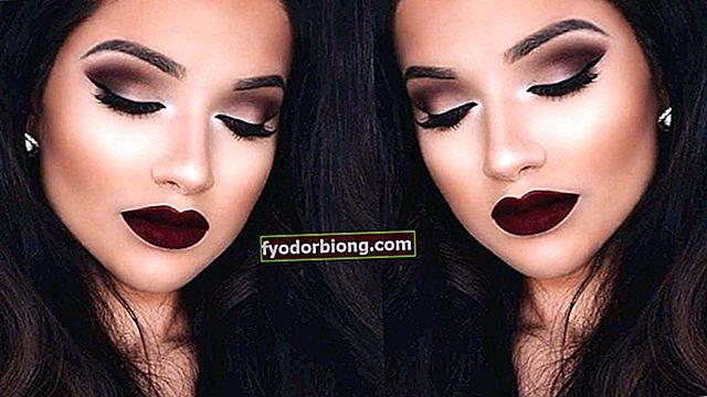 Makeup Tips - Hvordan man laver, laver dag og nat, og hvordan man fjerner det