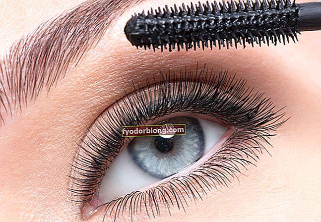 Bedste øjenvippemasker - 10 muligheder, og hvordan man vælger