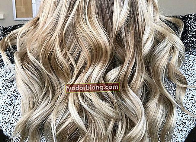 Tråde i dit hår, ved hvilken type tråde der passer dig