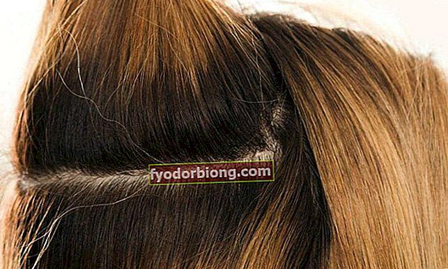 Sådan kommer du tilbage til naturlig hårfarve hurtigt og uden lidelse