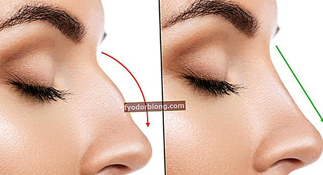 Er det muligt at finjustere næsen uden operation? Modellerere, makeup og tricks