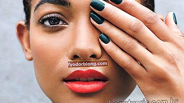 Grøn neglelak - Sådan bruges og fornyes + Inspirerende fotos