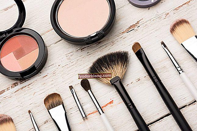 Makeup til fedtet hud - Sådan bruges og de bedste produkter