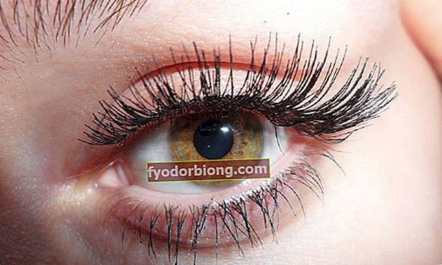 Tips til at strække dine øjenvipper på en naturlig og sund måde