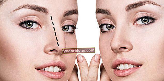 Kui palju maksab ninaplastika? Mis määrab operatsiooni väärtuse