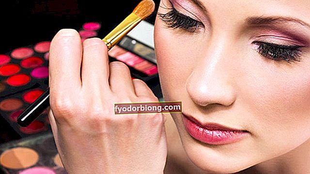Makeup kursus på nettet - Hvordan man gør, og hvor man finder