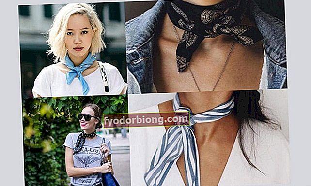 15 praktiske måder at bære tørklæder på