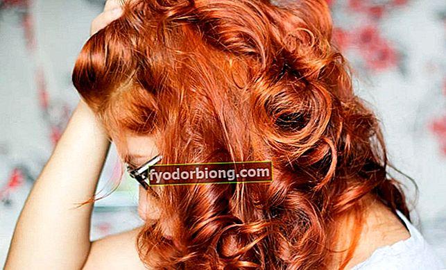 Sådan bærer du henna på dit hår og opnår drømmen rød