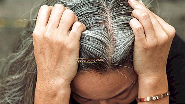 Grå - Hvordan man antager, plejer og forhindrer gulfarvning