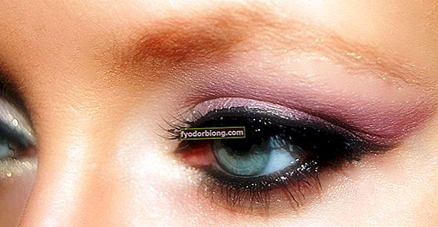 Sådan anvendes eyeliner - Typer, hvordan man bruger, tip og tricks