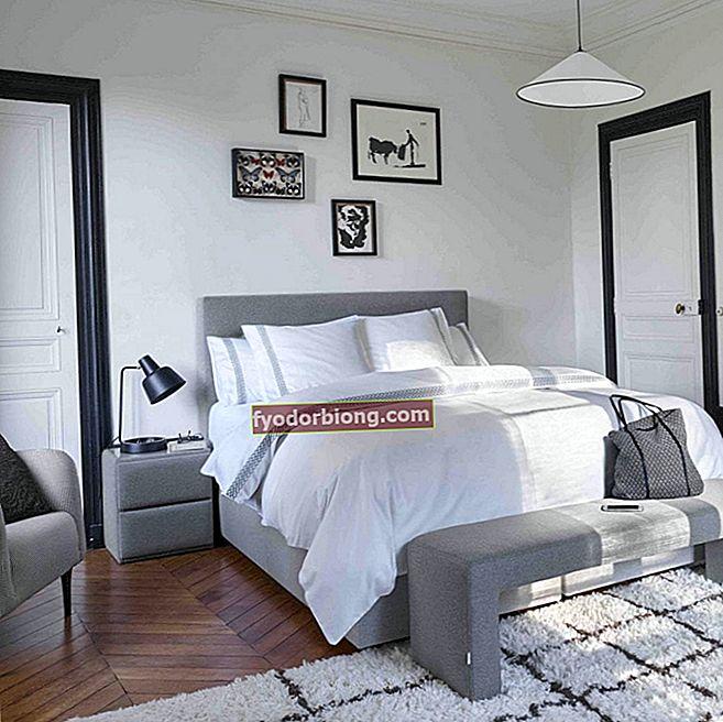 Διπλό υπνοδωμάτιο - Μοντέλα, διακόσμηση, συνδυασμοί και εμπνεύσεις