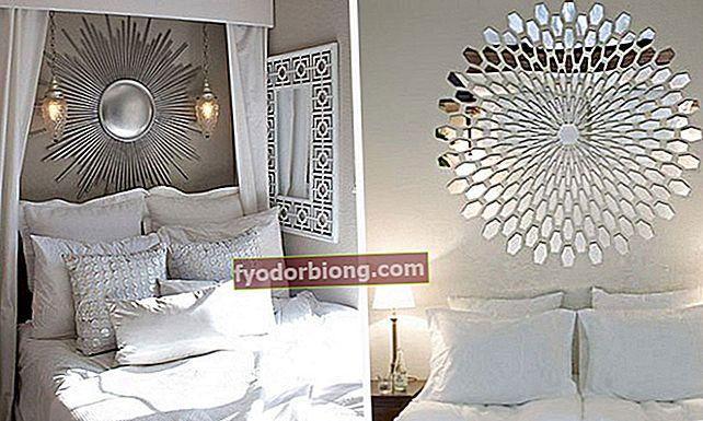 40 διακοσμητικοί καθρέφτες για να σας εμπνεύσουν στη διακόσμηση