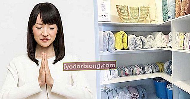 Marie Kondo učí 6 zlatých tipů pro organizaci skříně