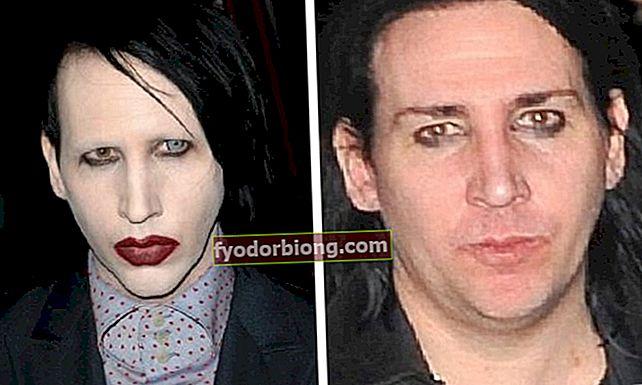 5 uigenkendelige berømtheder uden makeup