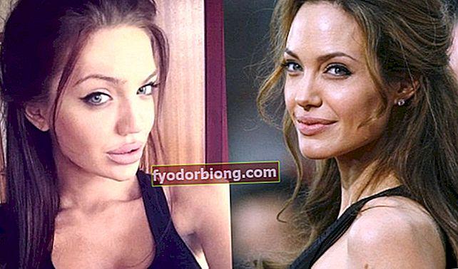 Mød Angelina Jolies skotske look-alike