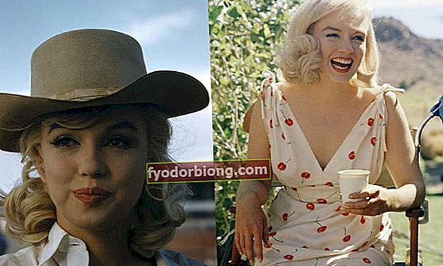 26 sjældne fotos af Marilyn Monroes intimitet, som du aldrig har set