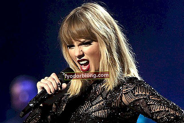Taylor Swift - Biografi og nysgerrigheder, du ikke kender til sangeren