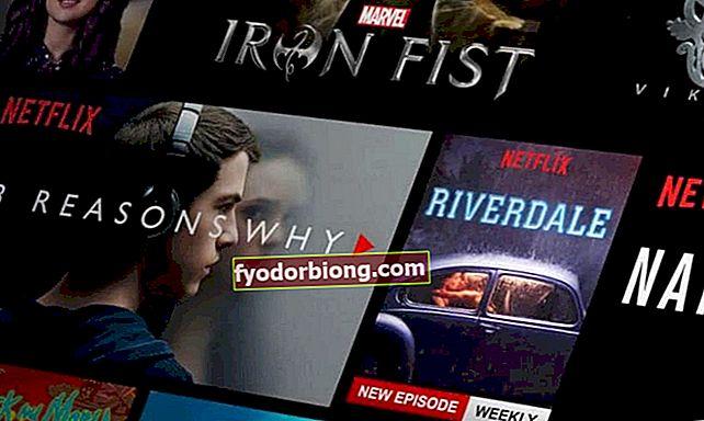 213 film og serier, der allerede er forladt eller forlader Netflix i marts