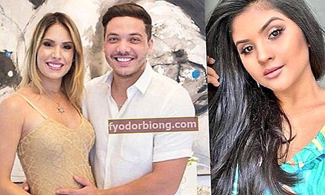 Video chat mezi bývalou Safadão, Mileide, a tou současnou, Thyane