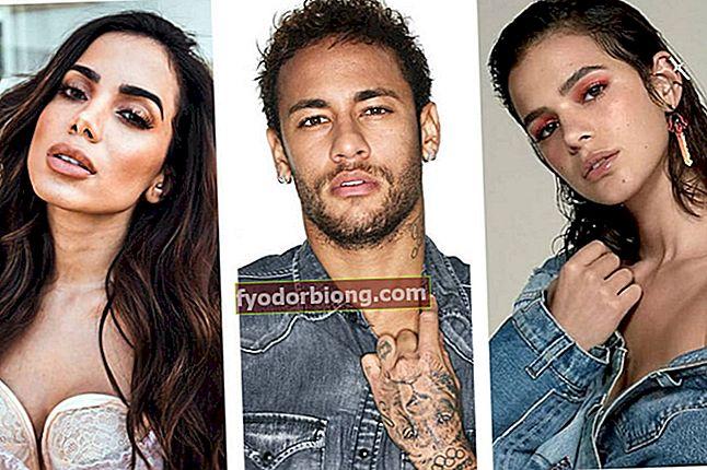 Bruna Marquezine, Anitta, Neymar ja Léo Dias, näitleja jama kokkuvõte
