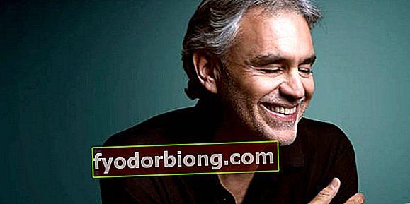 Andrea Bocelli, hvem er det? Biografi, overvindingshistorie og karriere
