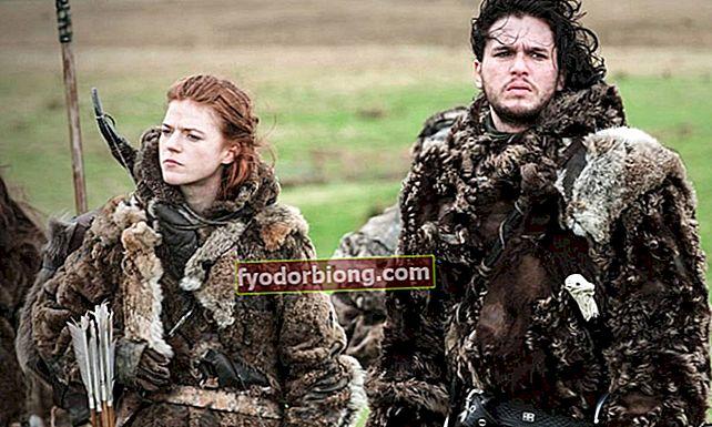 Game of Thrones skuespillere med deres virkelige kærester
