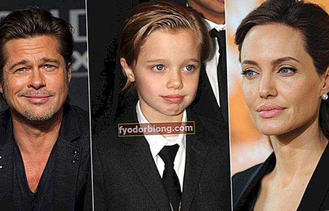 Shiloh Jolie-Pitt - pirmieji lyčių kaitos pradžios vaizdai