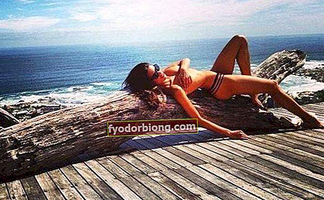 12 berømtheder, der stoppede stranden med at gøre topløs