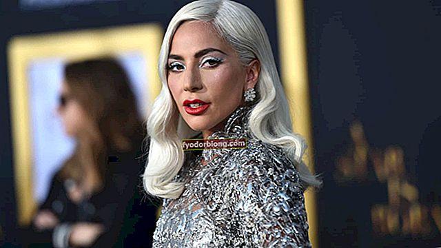 Lady Gaga - biografija, kilmė, ginčai ir didžiausios sėkmės