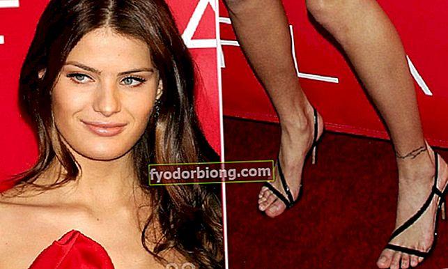 11 skønheder, der har grimme fødder, og du har aldrig lagt mærke til
