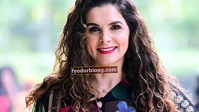 Luiza Ambiel, hvem er det? Biografi, tv-karriere og privatliv