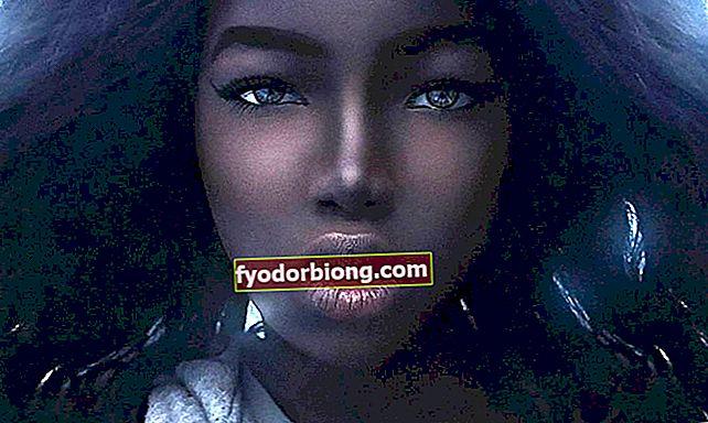 Mød den sorte Barbie, der betragtes som den smukkeste teenager i verden
