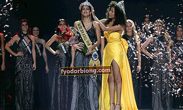 Miss Brasil-vindere, alle vindere af konkurrencen, siden 1954